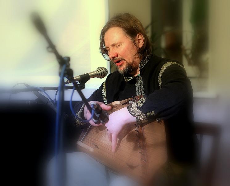 Егорий Стрельников на Юбилее Мелоса 04.02.2010